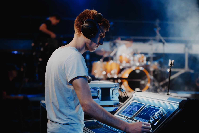 Live Geluid Record Sound