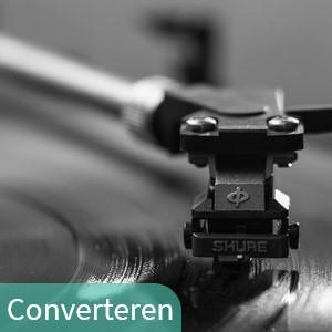 Converteren Record Sound