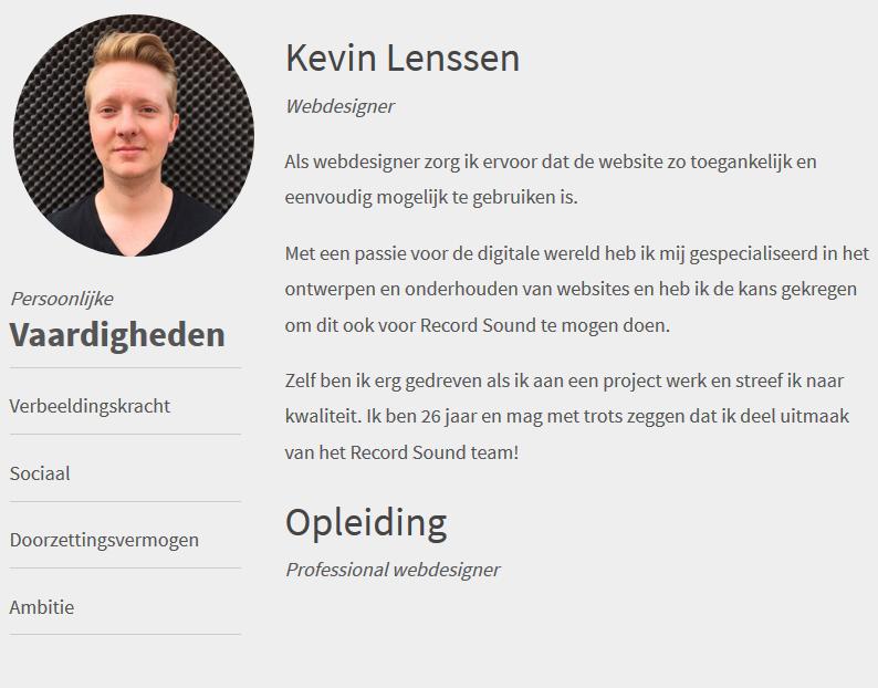 Kevin Lenssen