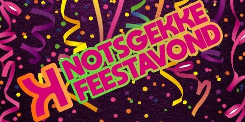 Logo Knotsgekke Feestavond